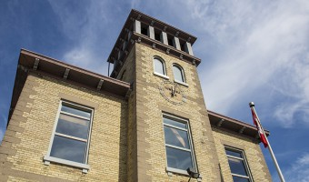 Hensall Heritage Hall Featured in the Bayfield Breeze